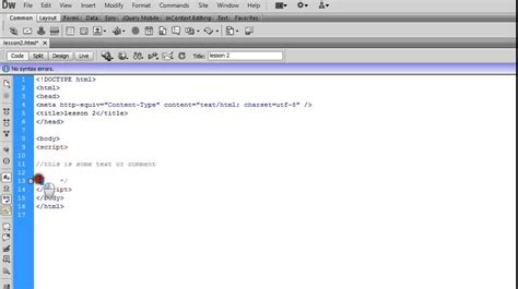 tutorial on javascript for beginners javascript tutorial for beginners 2 how to make comments