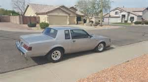 1984 Buick Regal T Type For Sale 1984 Buick T Type For Sale Buick Regal 1984 For Sale In