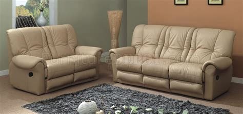 beige leather reclining sofa beige reclining sofa beige leather contemporary living