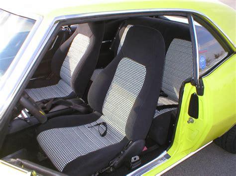 4th camaro seats in 3rd 4th seats in a 2nd camaro camaro5 chevy camaro