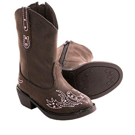 rhinestone boots roper rhinestone western boots for toddlers 7284y save 50