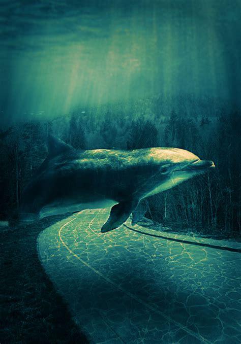 tutorial photoshop underwater create a surreal underwater background in photoshop