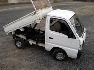Suzuki Trucks For Sale 1997 Suzuki Carry Tipper Dump Truck Sale Mini Kei Import