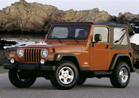 2003 jeep wrangler specs 2003 jeep wrangler reviews specs and prices cars