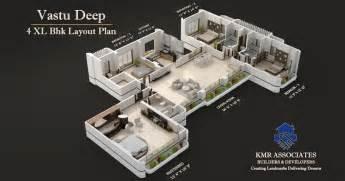 floor plans quot vastu deep quot kmr associates