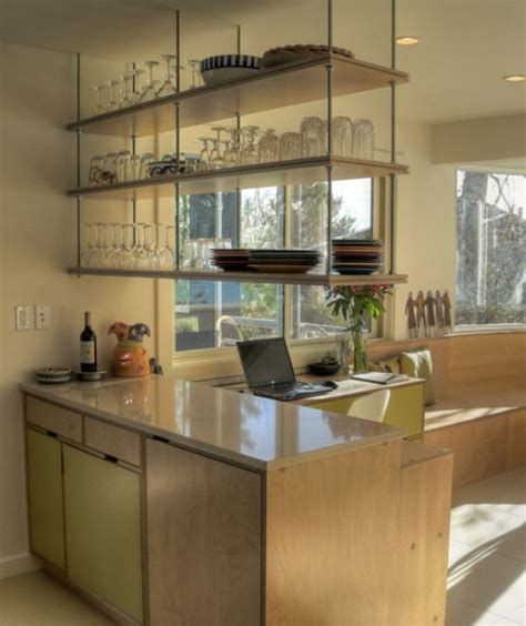 hanging kitchen cabinets from ceiling uncommon but fantastic shelves shelves shelving and