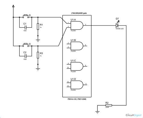 cmos and gate circuit diagram logic gate schematic diagram cmos logic gates digital