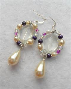 how to make simple wire earrings for mothers day listiques