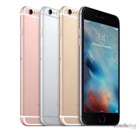iphone   gb compare plans deals prices whistleout