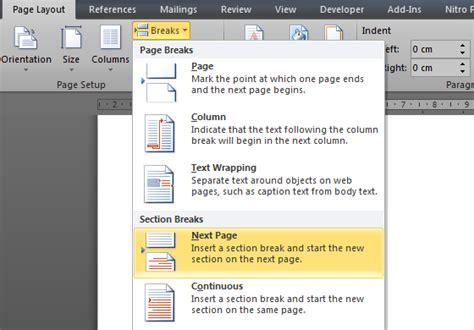 untuk mengatur format huruf adalah nurhamim s blog cara mengatur nomor halaman dengan format