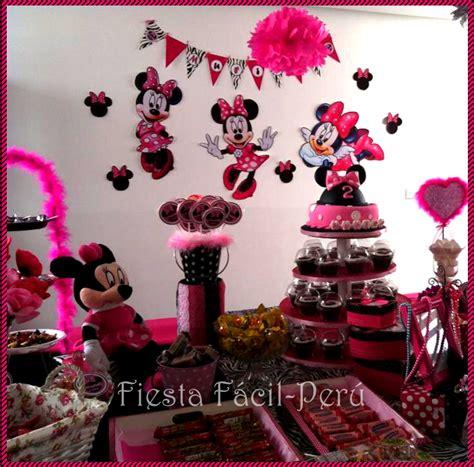 fiesta facil fiesta facil peru decoraci 243 n minnie coqueta 2
