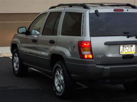 99 Jeep Laredo Buy Used 2000 99 01 02 03 04 Jeep Grand 4x4