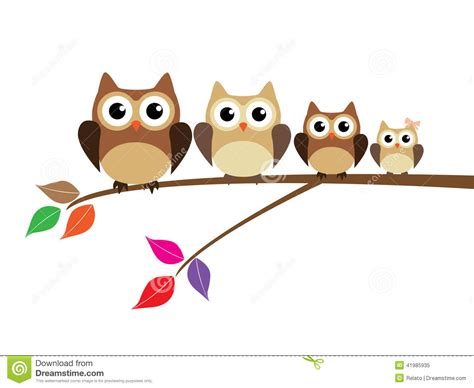 owl family clipart 101 clip art