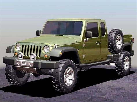 Jeep Wrangler 2020 Colors by 2020 Jeep Gladiator Colors Specs Info And Update