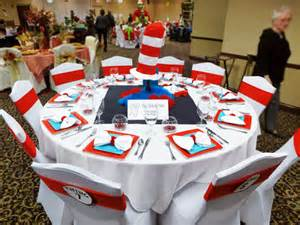 Ugly Christmas Sweater Party Decorations Book Theme The Cat In The Hat By Dr Seuss