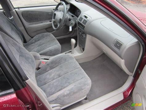1998 Toyota Corolla Interior by 1998 Toyota Corolla Le Interior Photo 57259691 Gtcarlot