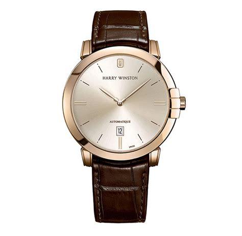 Hugh Jackman Wears $22,300 Harry Winston Midnight Timepiece at the 2013 Golden Globes