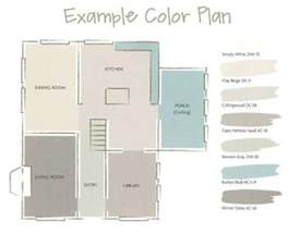 a whole house paint color plan paint colors house and benjamin