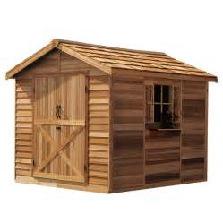 kiala simple wood shed plans build