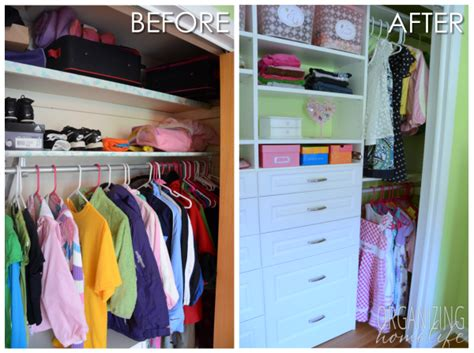 before and after organizing easyclosets 1 000 organized closet giveaway organizing
