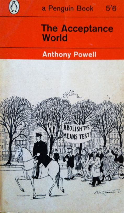 the outsider penguin modern b00fye7wiu the acceptance world by anthony powell vintage penguin paperback book vintage penguin fiction