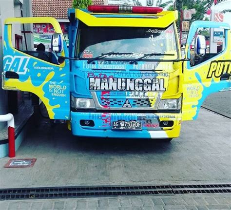 kontes truk modifikasi demicoco