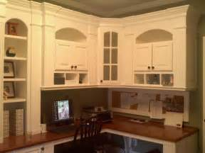 Study home office built ins traditional home office boston