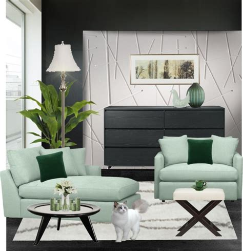 Green And Black Interior Design by 1000 Images About Mint Green Interiors On
