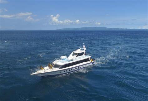 boat sanur ke lembongan fast boat lembongan sanur indonesia review