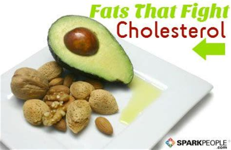 healthy fats hdl fats that fight cholesterol sparkpeople