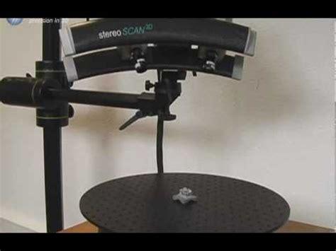 3d white light scanner white light scanner stereoscan 3d he with turntable from