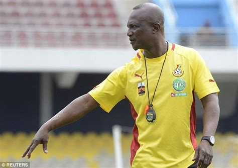 report ghana coach kwesi appiah to name new captain for black stars fox news contributor files sexual harassment suit against