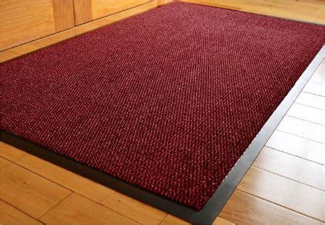 heavy rugs home office heavy duty barrier mat runner non slip black rubber rug ebay