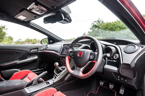 New Honda Civic Type R Interior by New Honda Civic Type R 2015 Pictures Auto Express