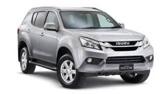 Isuzu 4x4 Models Isuzu Adds New 4x2 D Max And Mu X Models Car News