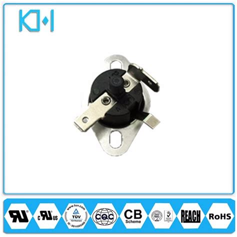Push Button Switch Cr 301 1 5a 250vac 30mm Hanyoung ksd301 thermostat 250v 10a reset push button thermal