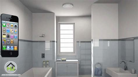 bathroom ceiling radio bluetooth bath fan installation video youtube