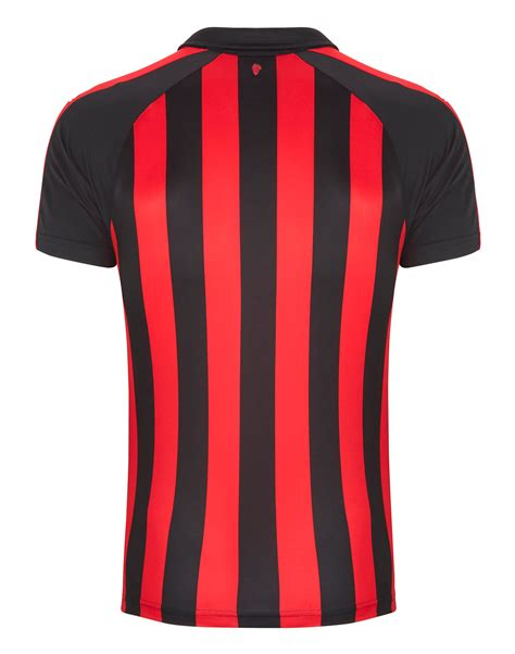Jersey Go Home Milan ac milan 18 19 home jersey style sports