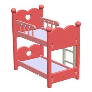 Baby Doll Bunk Bed You And Me Baby Doll Bunk Bed New Ebay