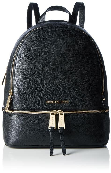michael michael kors rhea zip medium bi color leather