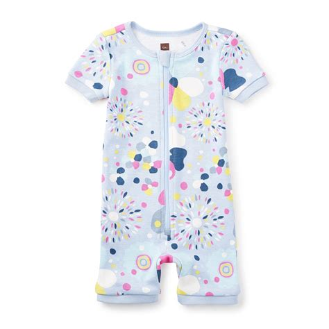 tea pajamas emiana baby pajamas tea collection