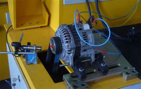 how to bench test an alternator automobile alternator and generator and starter test bench