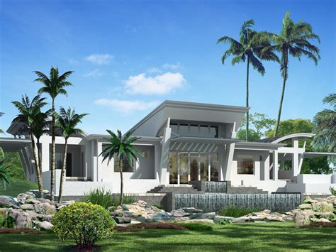 contemporary one story house plans house plans and design contemporary single storey house