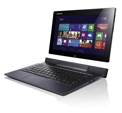 Laptop Lenovo lenovo unveils slew of tablets with keyboards laptops with touchscreens ars technica