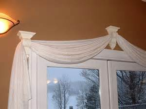 Window Scarves For Large Windows Inspiration 25 Best Ideas About Scarf Valance On Window Curtain Designs Bedroom Window