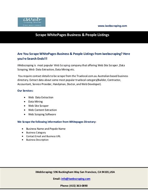 The White Pages Search White Pages Lookup Number