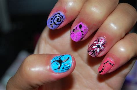 Different Nail Designs by Different Designs For Nails Nail Designs Hair Styles
