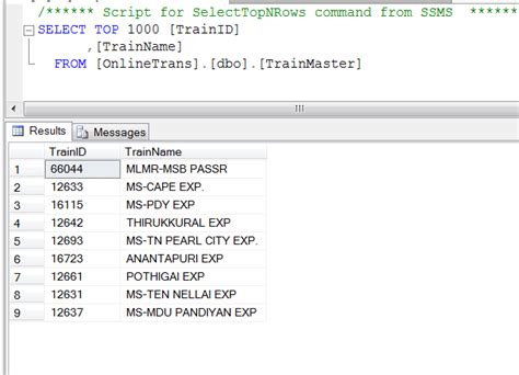 tutorial xml sql server 2008 sql tips tricks how to export query as xml sql server
