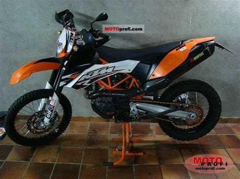 Ktm 690 R Specs Ktm 690 Enduro R 2009 Specs And Photos