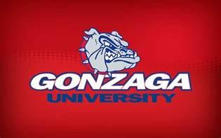gonzaga colors gonzaga bulldogs athletics logo 1900x1200